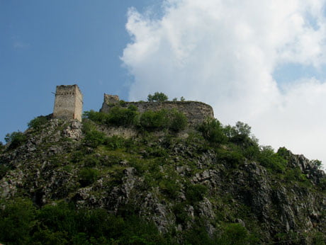 Serbia-travel-Mileshevac-old-town-walls-Glimpses-of-The-World