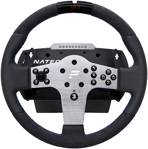 Fanatec CSL Elite - Best Steering Wheel for PS4