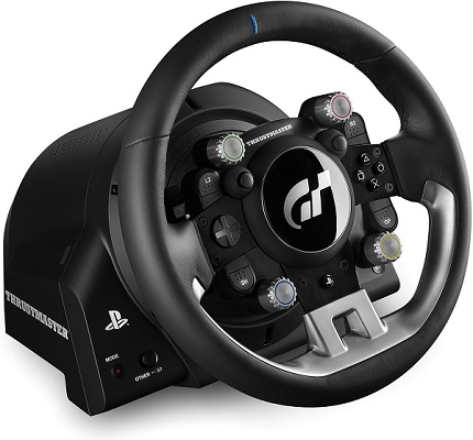 Thrustmaster TGT - Best Steering Wheel for PS4