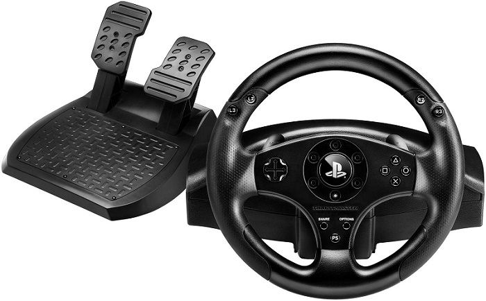 Thurstmaster T80 RS - Best Steering Wheel for PS4