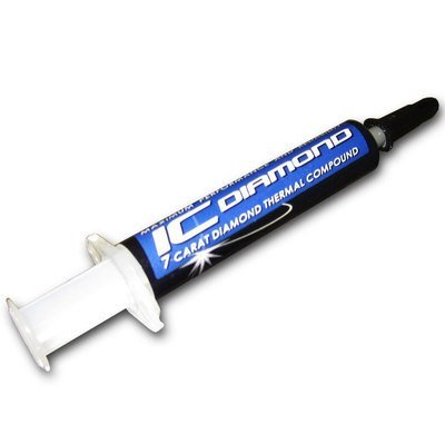 Innovation Cooling Diamond Thermal Paste