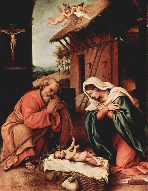 Lorenzo Lotto, Natività