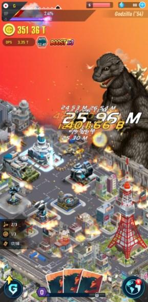 Godzilla Defense Force Godzilla '54