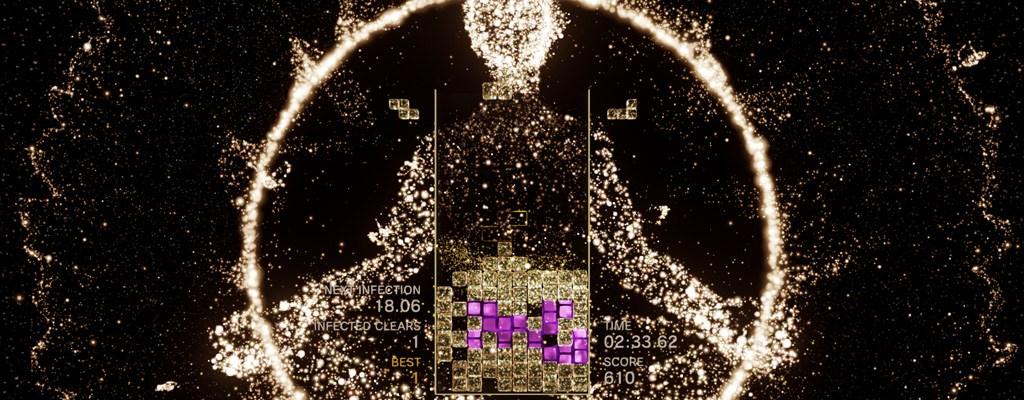 Tetris Effect recenzja PC banner