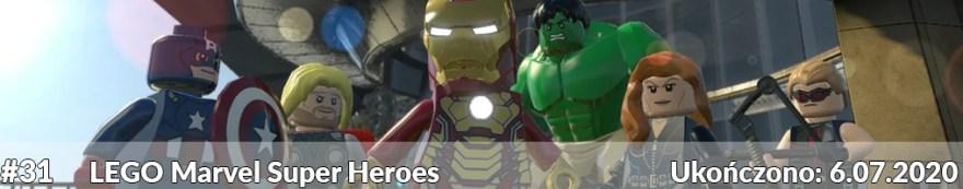 LEGO Marvel Super Heroes #wyzwanie