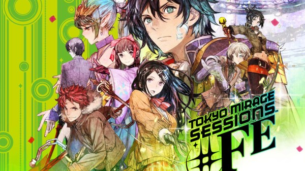 Tokyo Mirage Sessions FE Encore recenzja