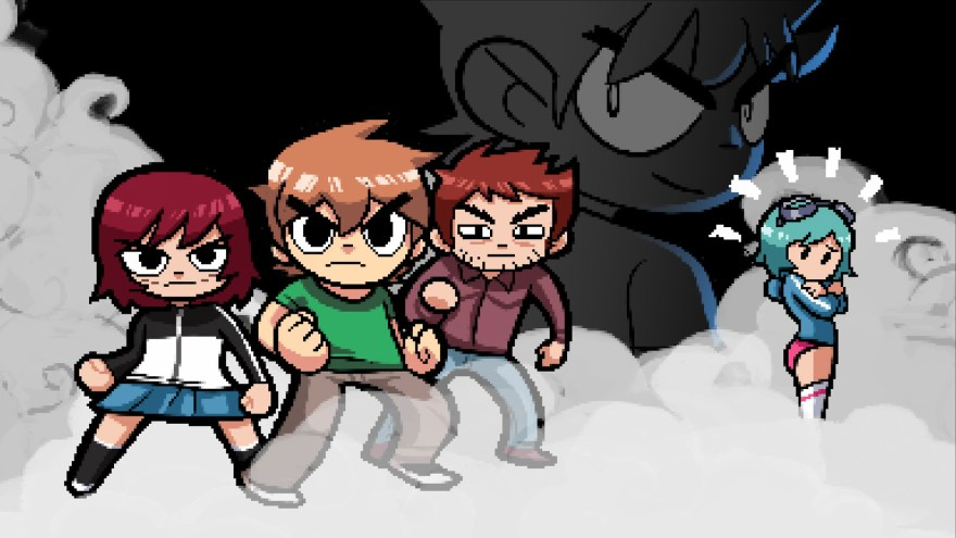 Scott Pilgrim vs. the World: The Game #4