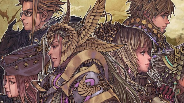 Brigandine: The Legend of Runersia review ps4