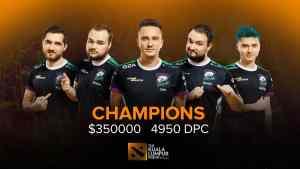 Kuala Lumpur Major Champions