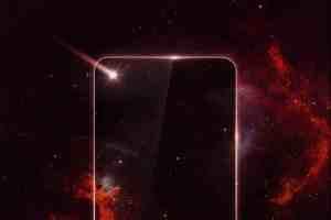 Huawei Notchless Phone
