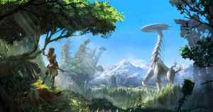 Horizon Zero Dawn PC System Requirements Steam 2 guerrilla games ps4 exclusive