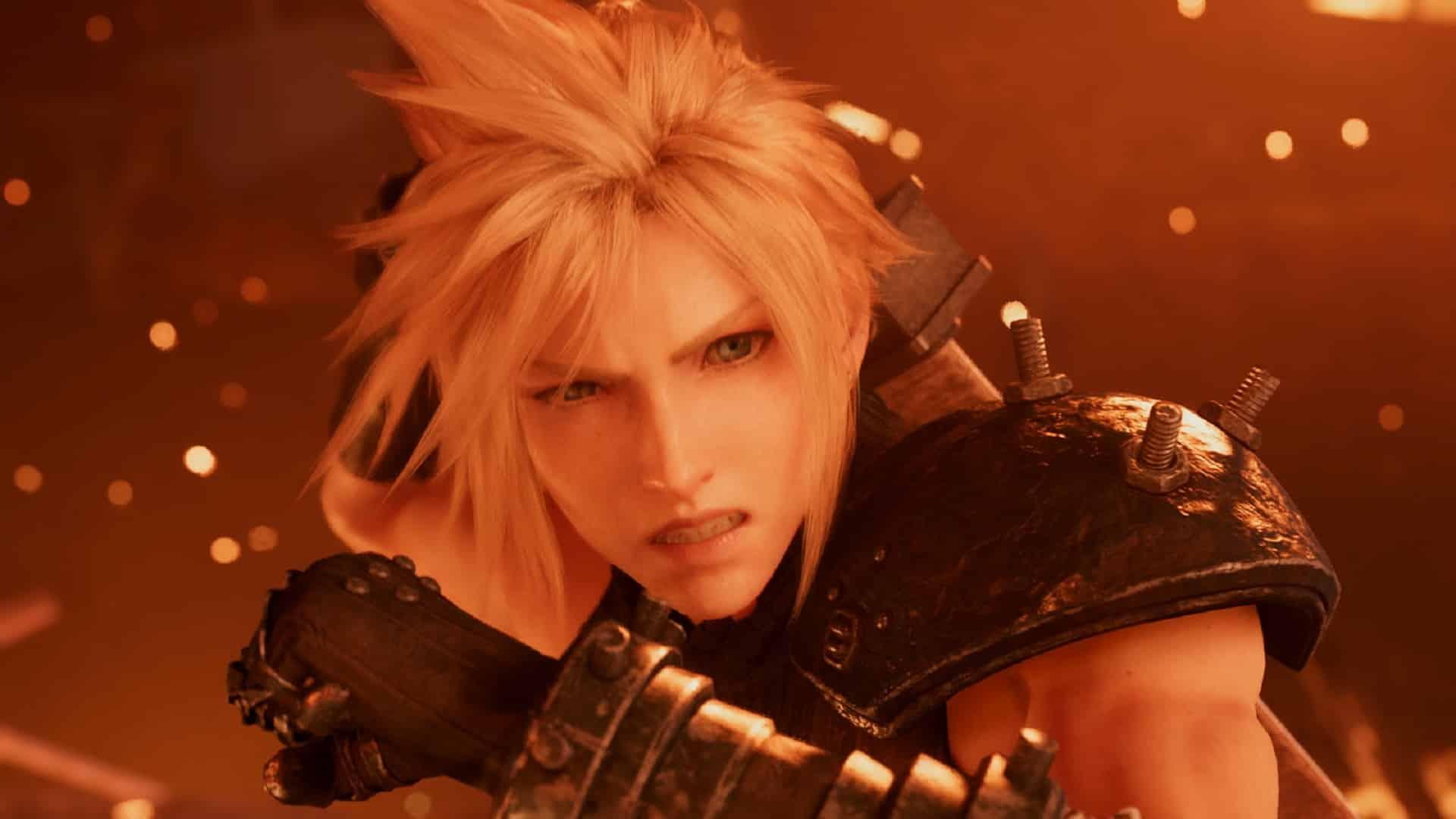 Final Fantasy VII Remake trailer Sony Square Enix PS4 TGS 2019