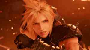 Final Fantasy VII Remake trailer Sony Square Enix PS4 TGS 2019