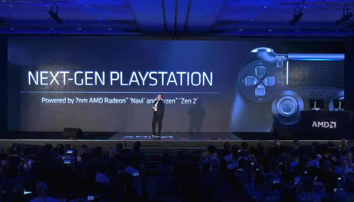 Ps5 Gpu Will Be Based On A New Rdna Amd Architecture