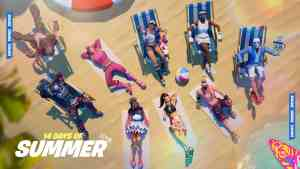 Fortnite Days of Summer