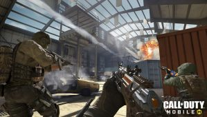 Call of Duty: Mobile Featured mode Gun Game Activision Tencent Games