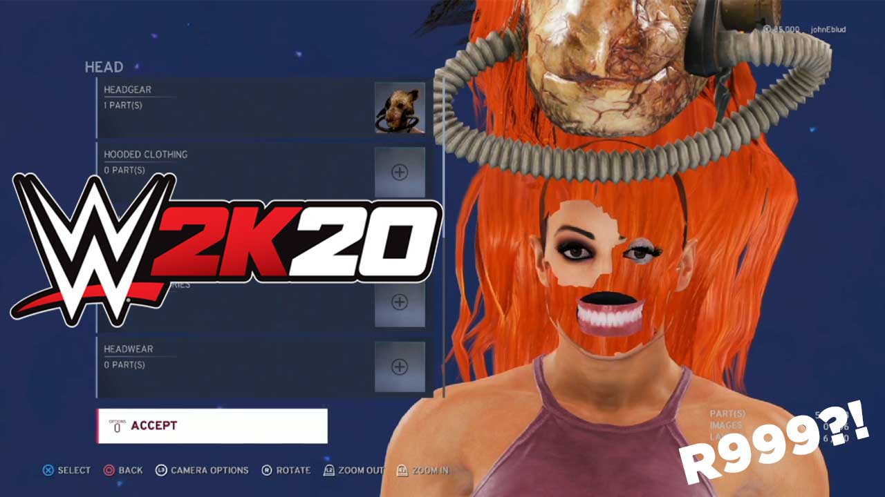 Glitches Stuff In Cs Go Halloween 2020 WWE 2K20 is a Hot Buggy Mess But We Can't Stop Watching