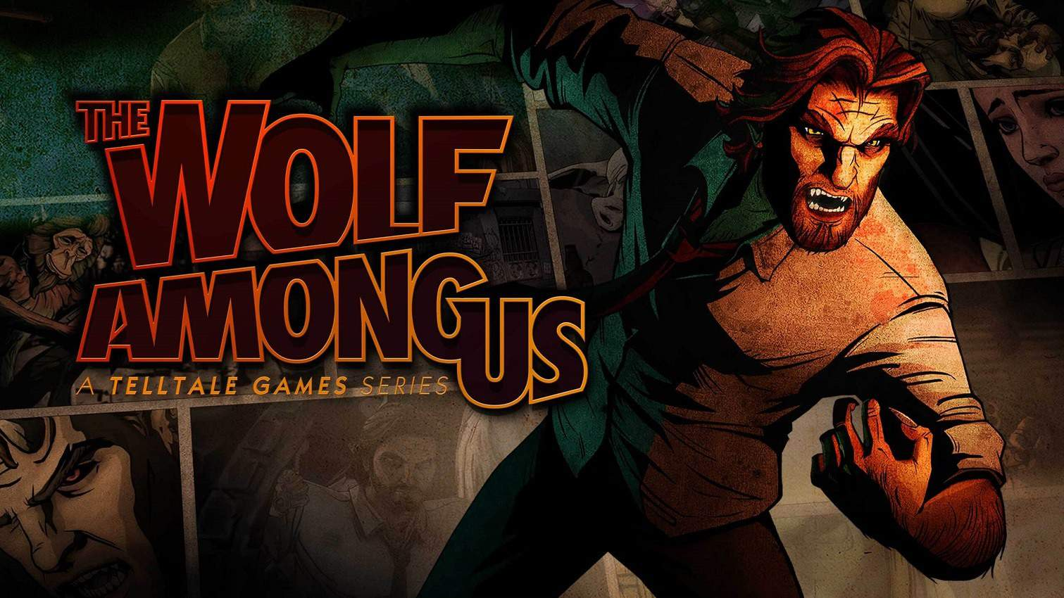 free games Epic Games Store Wolf Among Us The Escapist
