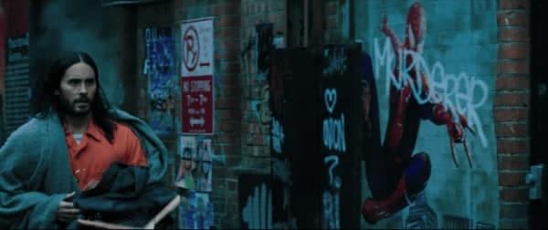 Spider-Man Marvel Morbius Trailer