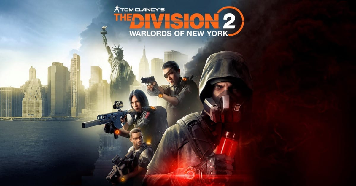 Ubisoft The Division 2 Warlords of New York