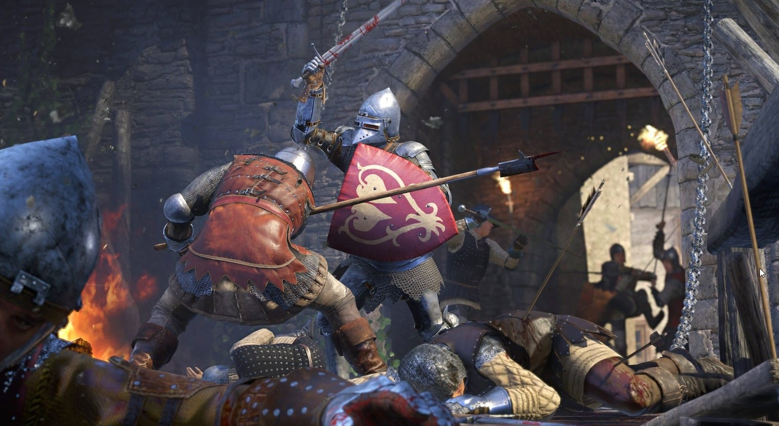 Kingdom Come: Deliverance Epic Games Store Aztez