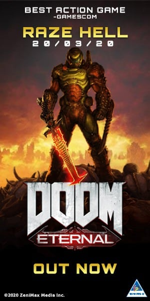 DOOM eternal Ad