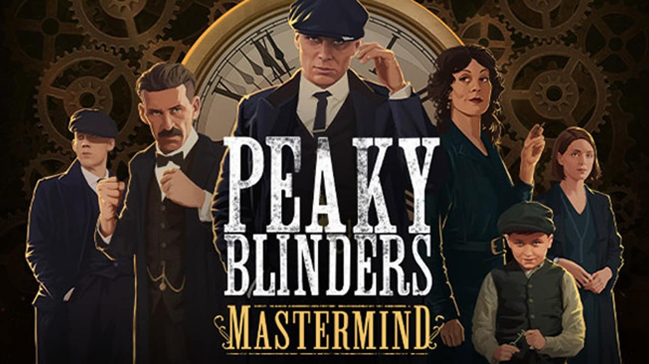 Peaky Blinders: Mastermind PS4 Xbox One PC Switch