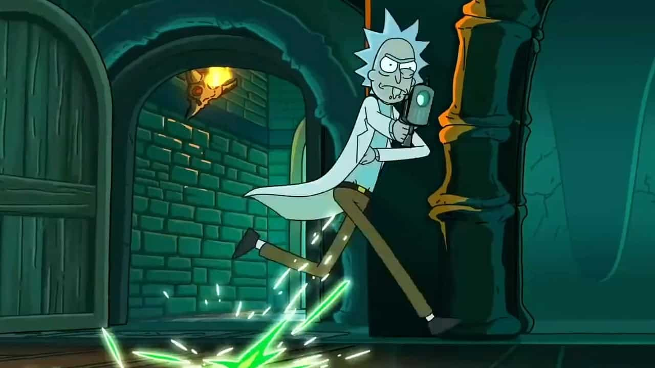Rick and Morty Never Ricking Morty