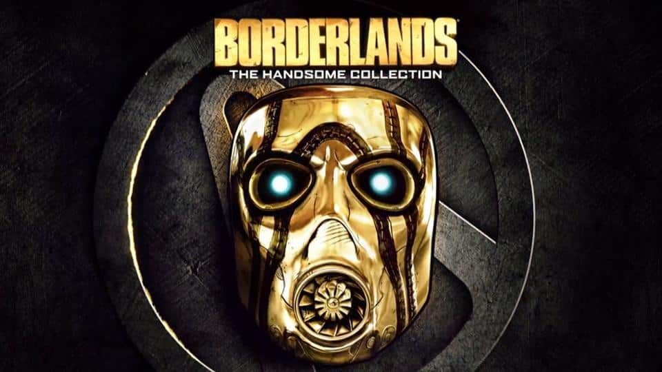 Borderlands: The Handsome Collection Epic Games Store Free Games
