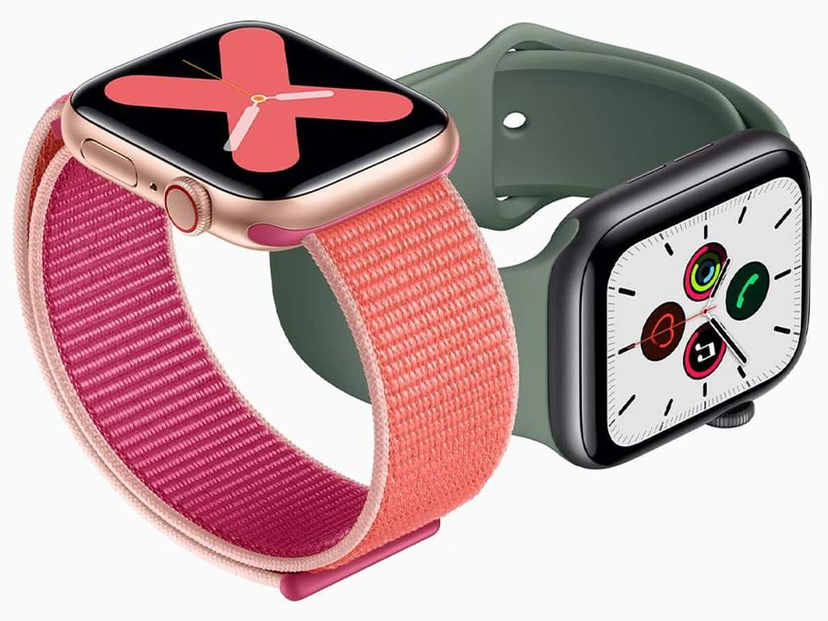 Apple Watch Series 5 esim Cellular South Africa
