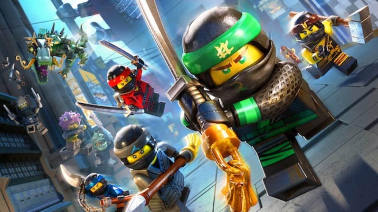 Free Games LEGO Ninjago