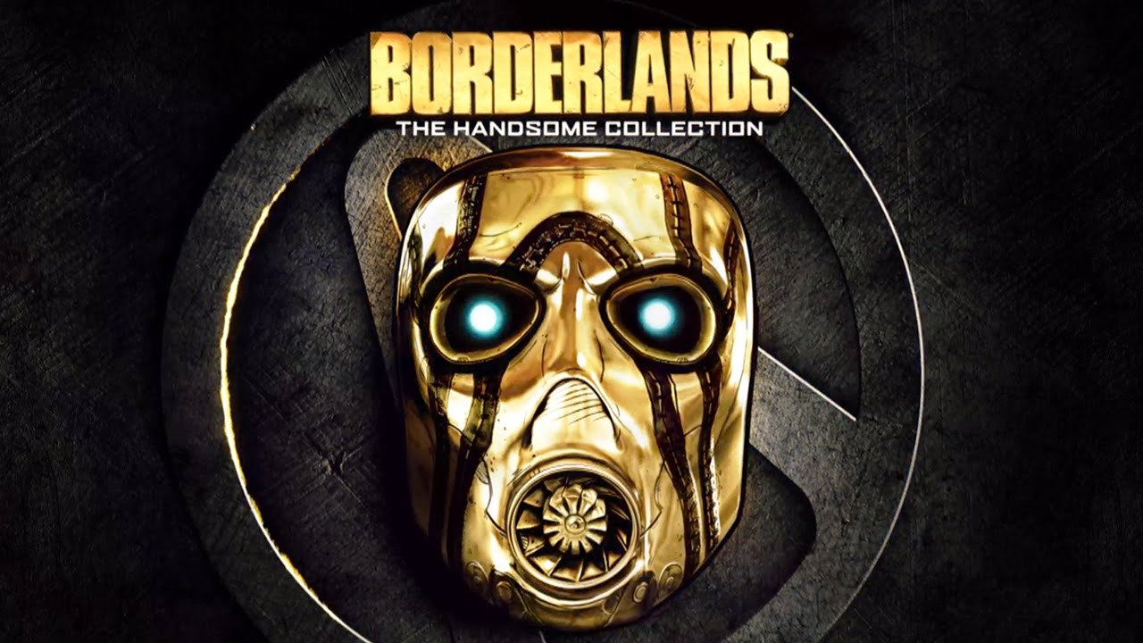 Free Games Epic Games Store Borderlands Handsome Collection