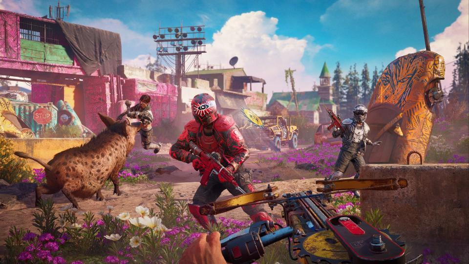 Far Cry 6 Ubisoft Forward