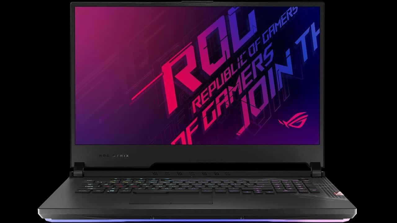 ASUS ProArt StudioBook Pro 17 VivoBook S ROG TUF Zephyrus Strix III