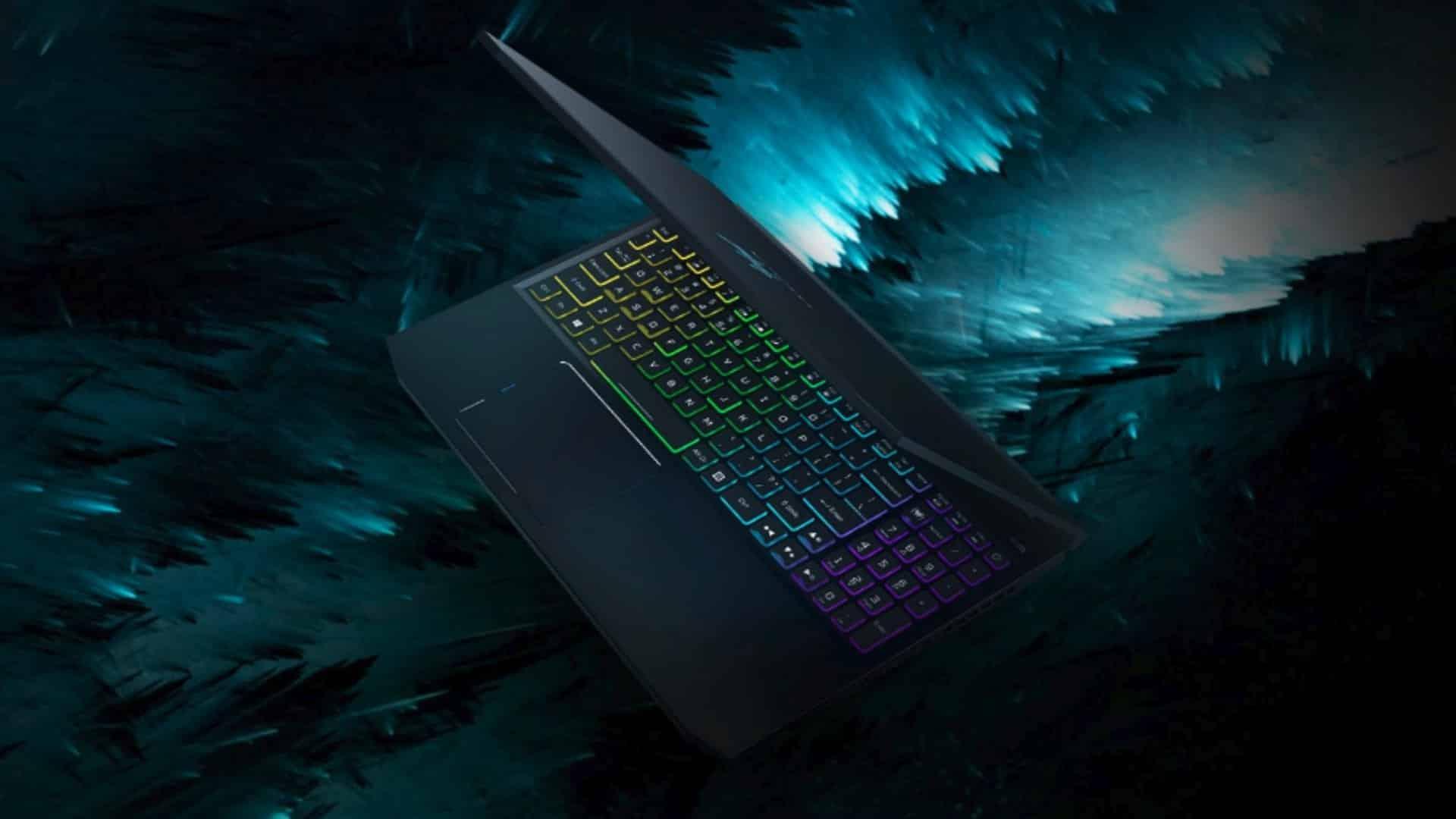 Acer Predator Triton ConceptD Chromebook
