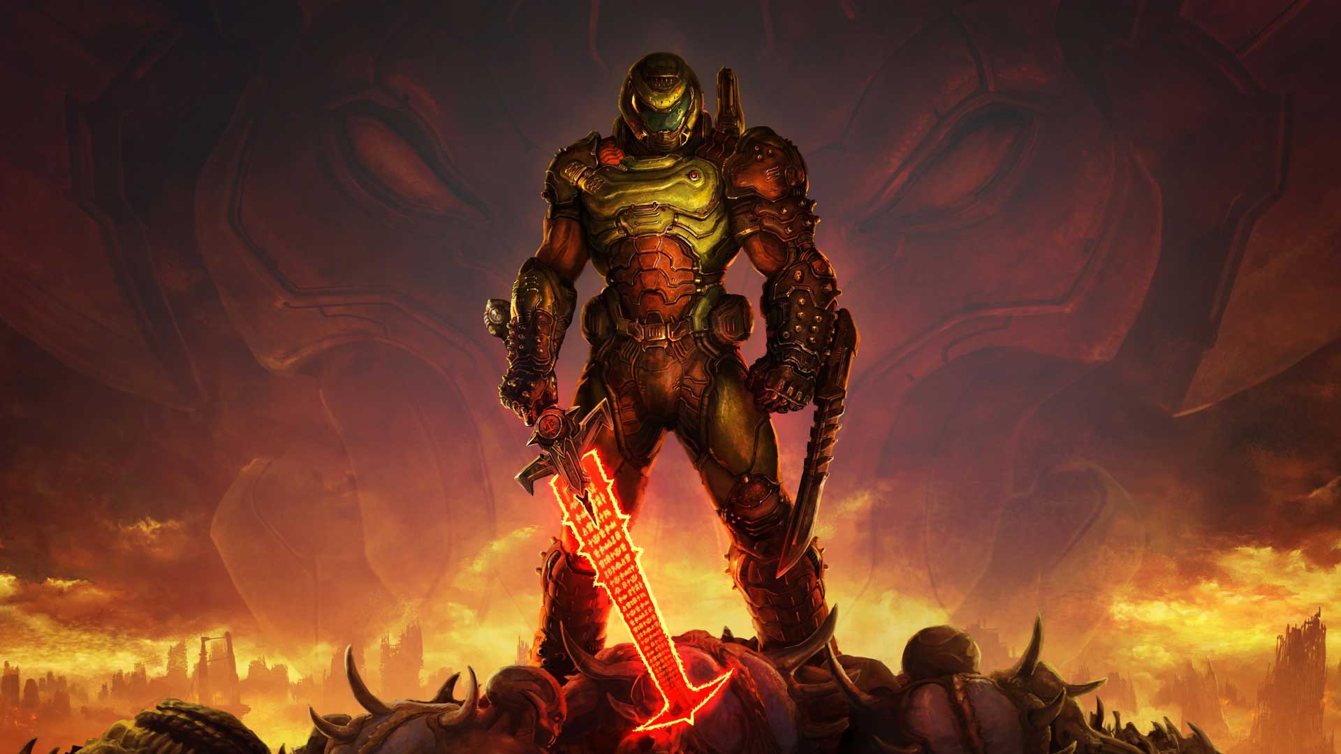 Nexus Hub Lockdown Sale DOOM Eternal