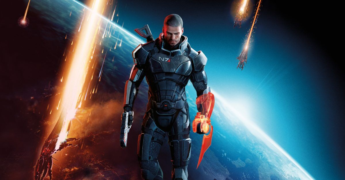 Mass Effect Legendary Edition Remastered Trilogy Bioware EA Games