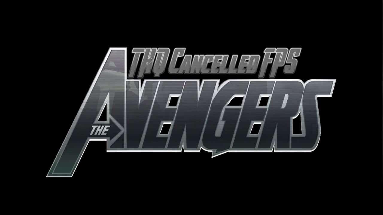 FPS Avengers game