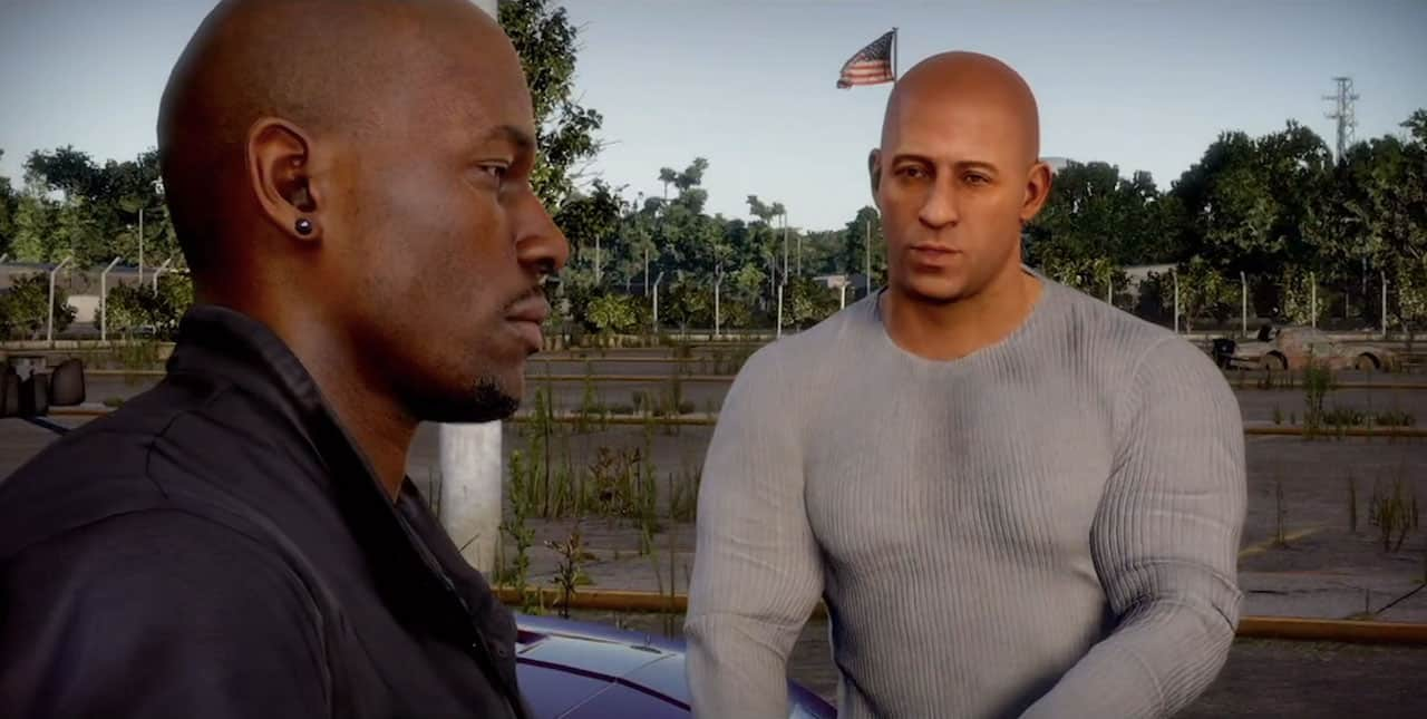 Fast and Furious Crossroads PS4 Xbox One