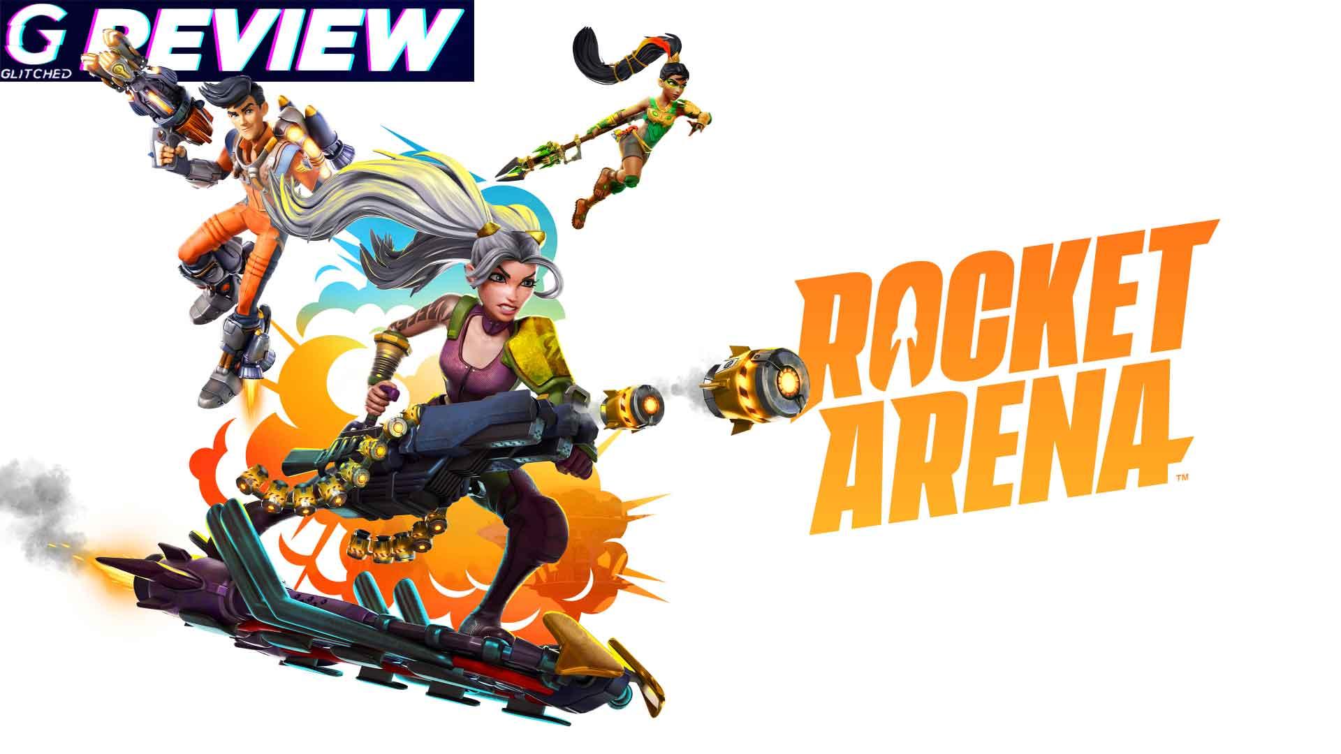 Rocket Arena Review - Super Quakerwatch Bros.