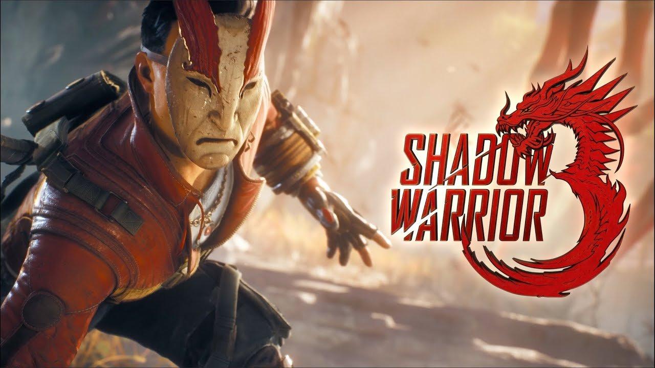 Shadow Warrior 3 Devolver Digital