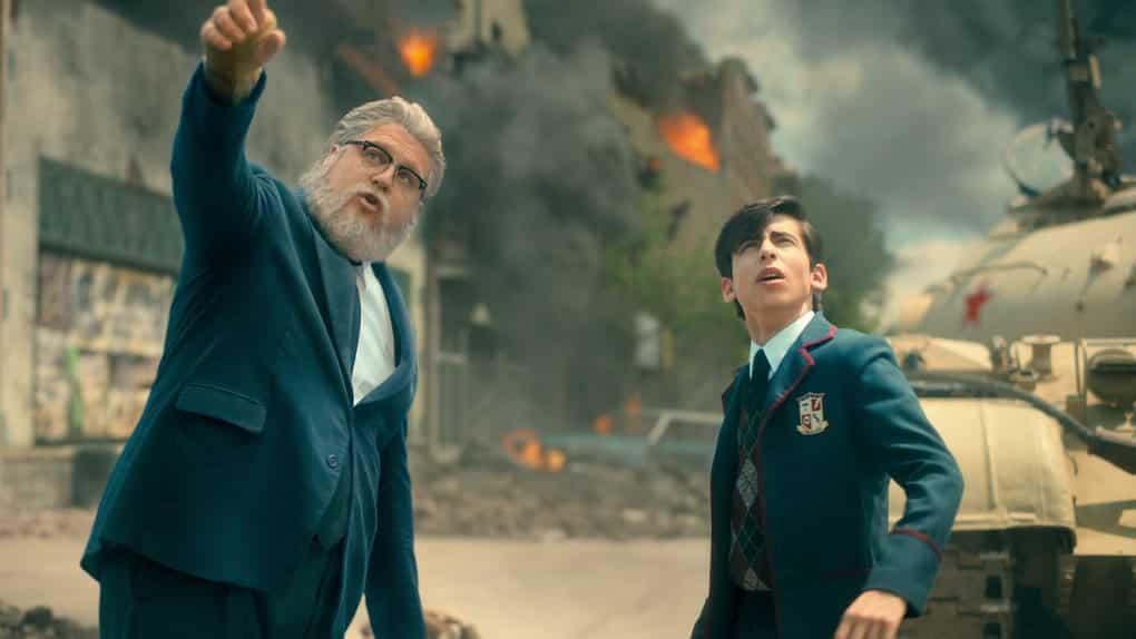 The Umbrella Academy Season 2 Netflix