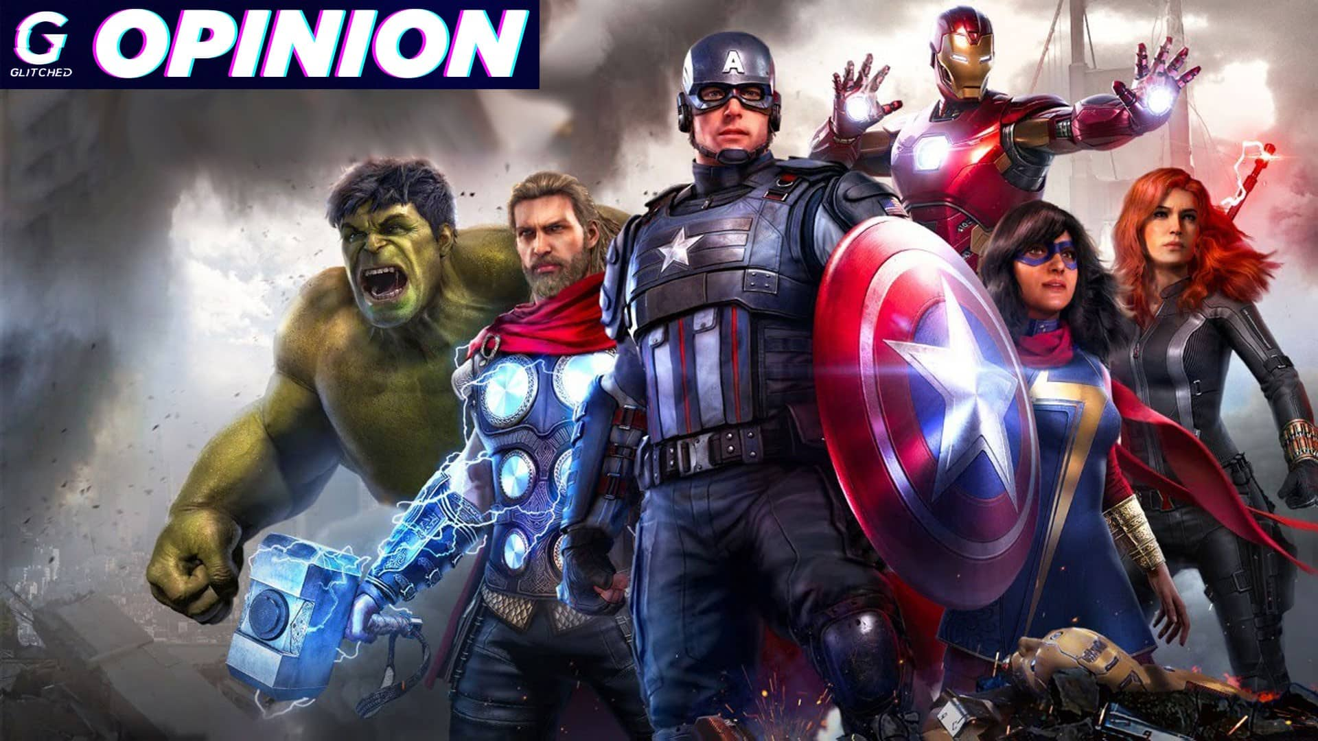 Marvel's Avengers Beta - The Good, Bad, and The Major Concerns - GLITCHED