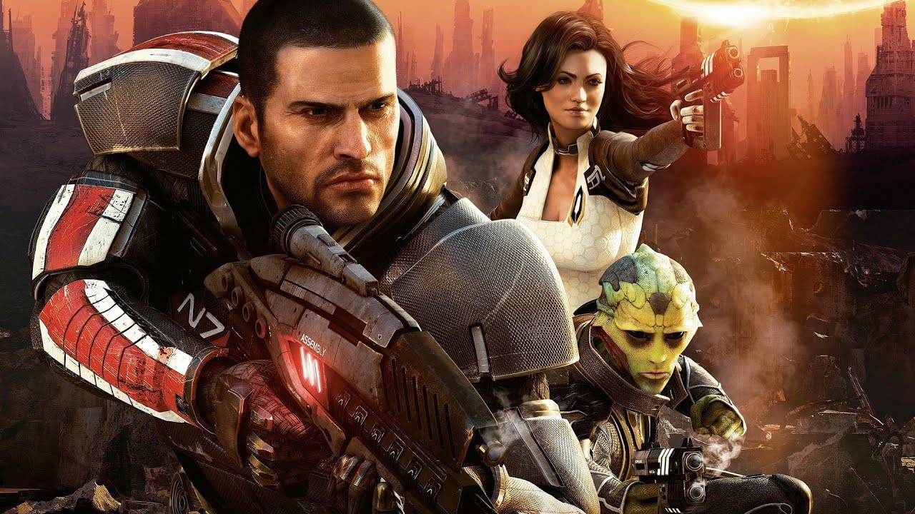 Mass Effect Remastered N7 Trilogy Pre-Order Release Date