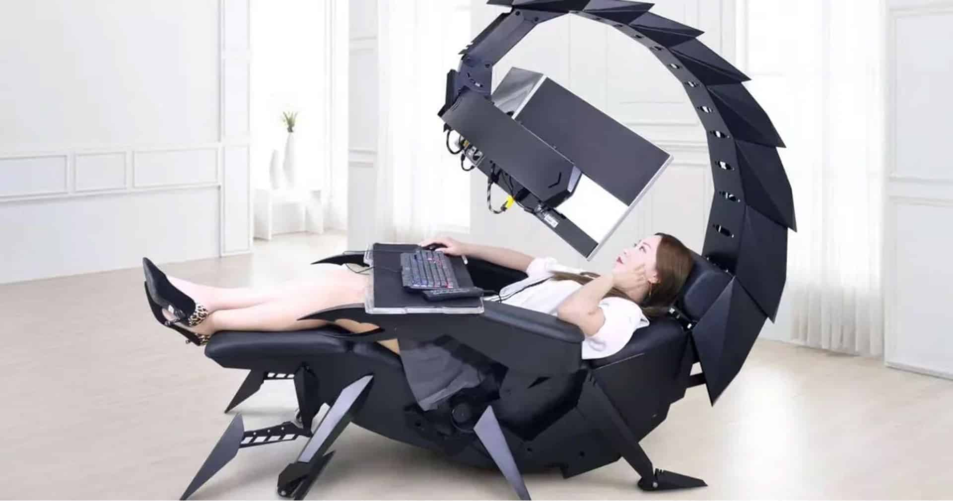 Cluvens Scorpion Gaming Chair