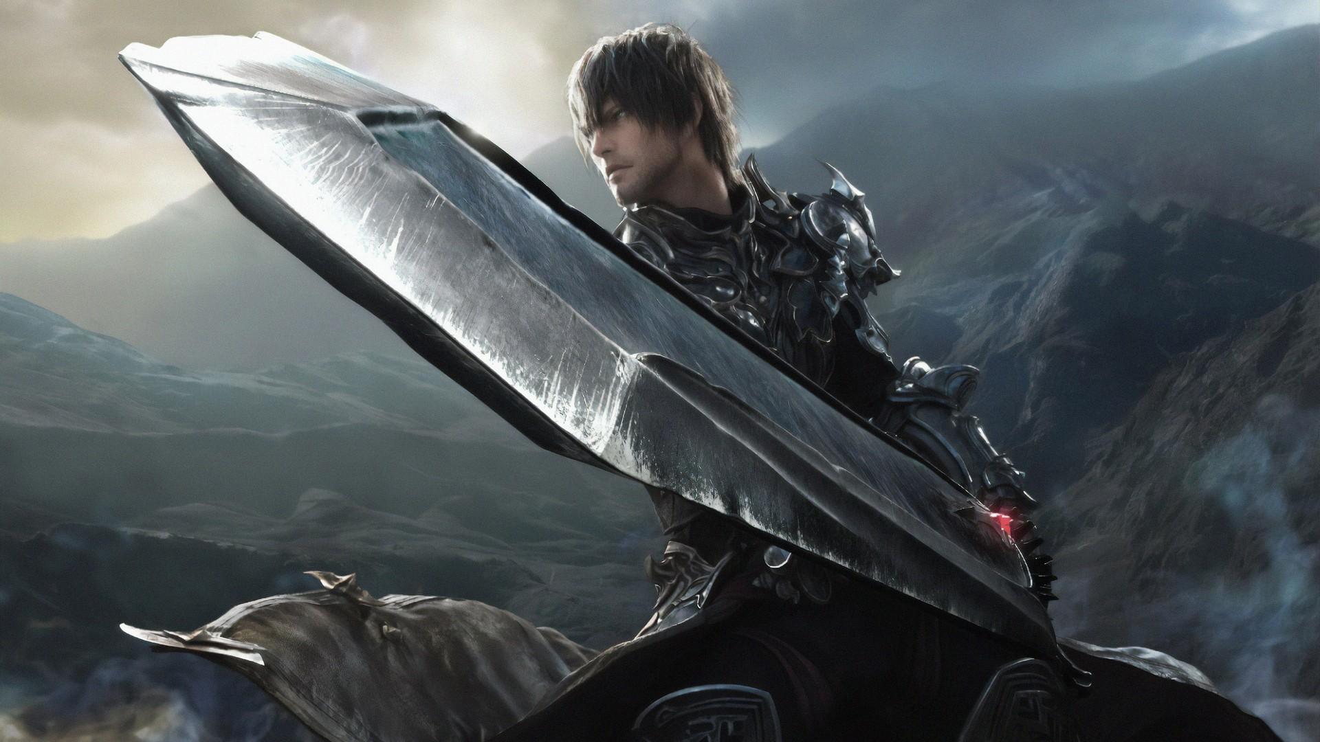 Final Fantasy XVI 16 PS5