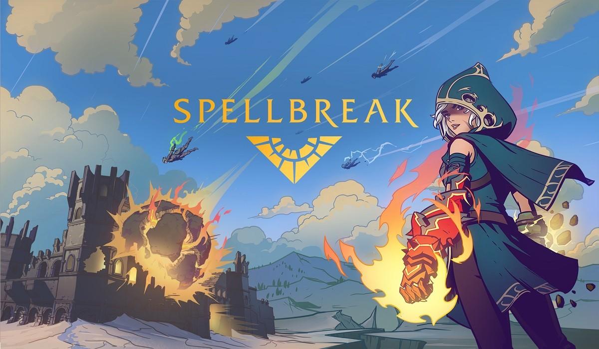 Spellbreak Battle Royale