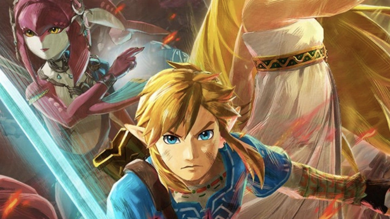 Hyrule Warriors: Age of Calamity Nintendo Switch