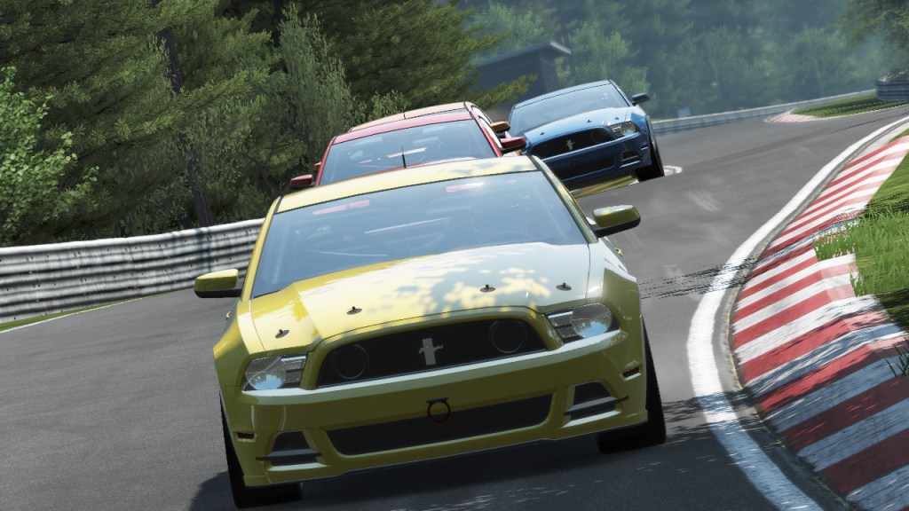 Ford Mustang Boss 302R1