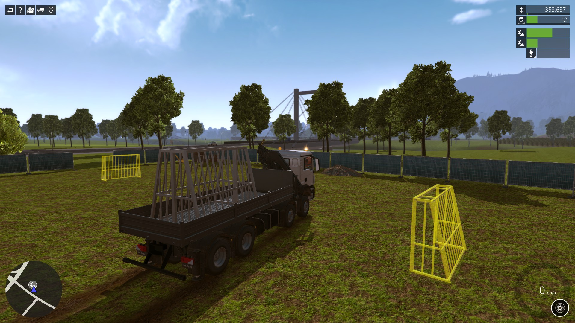 Construction Simulator 2015: Gold Edition Review (PC